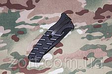 Нож складной, автоматический A491, фото 3