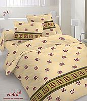Комплект постельного белья, полуторный, бязь люкс, 100% хлопок