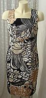 Платье женское летнее модное хлопок миди бренд Bonprix р.44 6323