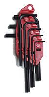 Набор ключей 6-ти гранн. 10 ед. 1.5-10 мм (блистер) (уп.12), фото 1