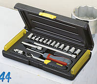 """Набор инструментов 17ед 1/4"""" MicroTough (уп.1), фото 1"""