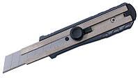 Нож 25мм сегментированое лезвие 195мм серия Fat Max литой корпус, автоблокировка