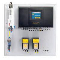 AquaTouch- COMPACT Cl/pH/Rx/t - станция измерения дозирования и управления работой бассейна. Измерение pH, ред