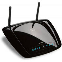 Маршрутизатор Wi-Fi LinkSys WRT160NL