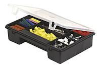 Ящик инструментальный (кассетница) (24,5 x 5,5 x 17,4) 11 отделений