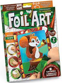 Аплікація Foil Art: Білочка FAR-01-06 Danko-Toys Україна
