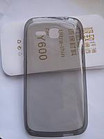 Силиконовый чехол для Huawei Ascend Y600
