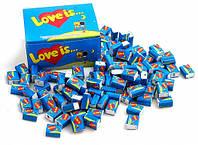 "Love Is ""банан-клубника"" - 100шт."
