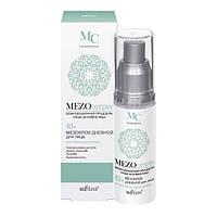 МезоКрем для обличчя денний (Інтенсивне омолодження 40+) - Bielita Mezo complex