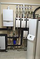 Проектирование и профессиональный монтаж систем отопления