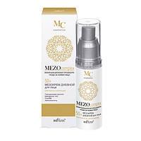 МезоКрем для лица дневной (Комплексное омоложение 50+) - Bielita Mezo complex