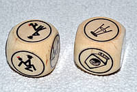 Кости игральные для взрослых, фото 1