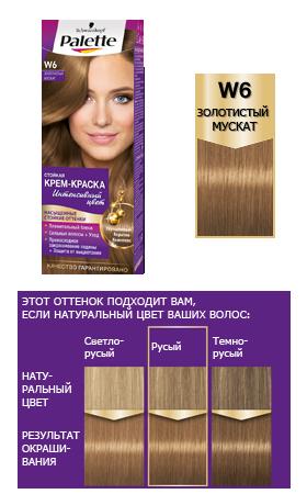 золотистый мускат цвет волос фото
