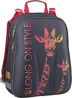 Рюкзак каркасный ортопедический Kite AP15-531-1M Animal Planet-1