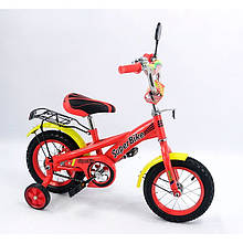 Детский двухколесный велосипед SUPER BIKE