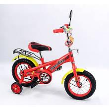 Дитячий двоколісний велосипед SUPER BIKE