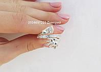 Серебряное кольцо Ручка-ножка младенца
