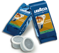 Кофе в капсулах Lavazza Espresso Point Crema & Aroma Gran Espresso 100 шт., Италия