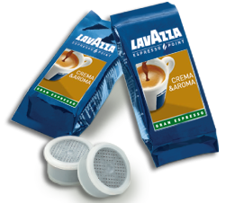 Кофе в капсулах Lavazza Espresso Point Crema & Aroma Gran Espresso 100 шт., Италия (Поинт)