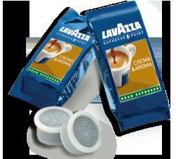 Кофе в капсулах Lavazza Espresso Point Crema & Aroma Gran Espresso 100 шт., Италия (Поинт) - SUPERMAG интернет магазин  в Киеве