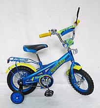 Детский велосипед 2-х колесный Super Bike