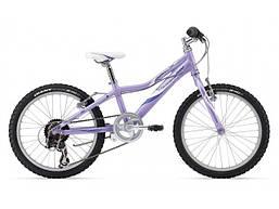 """Детский велосипед Giant Revel Jr Lite 20"""" Girls фиолетовый (GT)"""