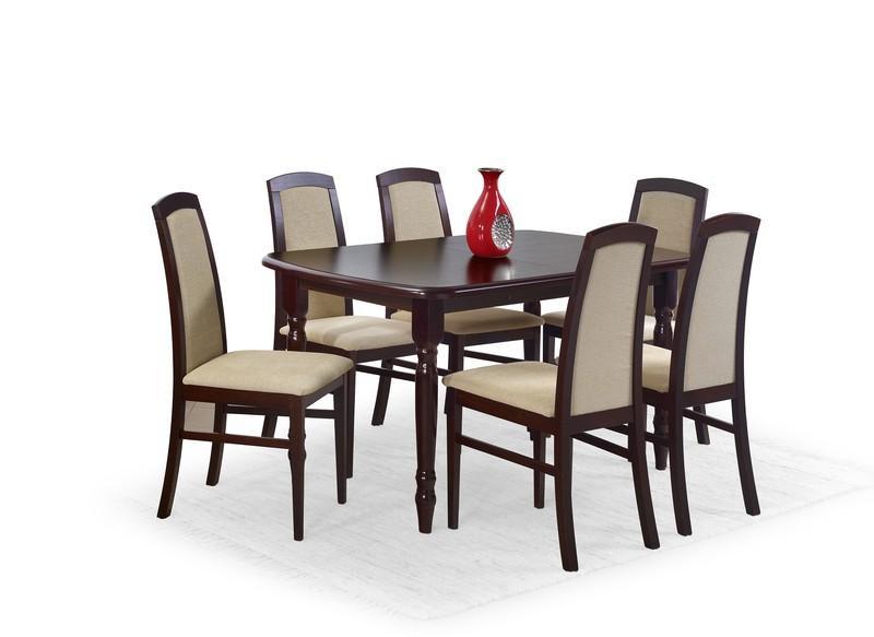 Стол для гостинной деревяный, раскладной Halmar Arnold