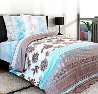 Постельное белье Блакит Агат поплин Двуспальный евро комплект наволочки 50х70 (2 шт)