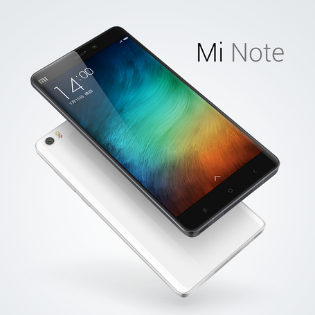 Чехол для Xiaomi Mi Note