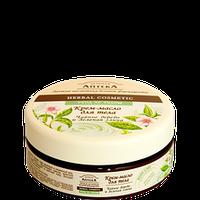 Крем-масло для тела Чайное дерево и зеленая глина Зеленая Аптека 200 мл