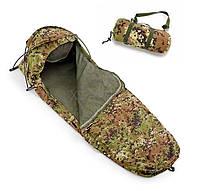 Спальный мешок Defcon5 ультра-компактный, водостойкий ц:vegetato italiano