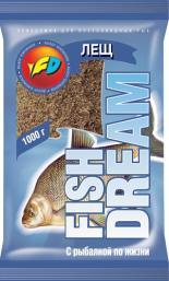 Прикормка fish dream лящ