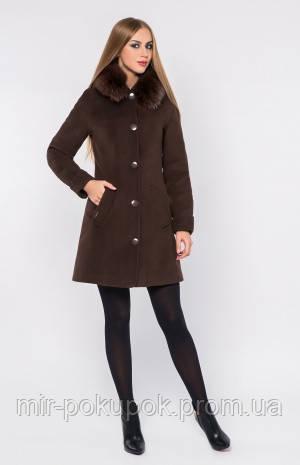 Зимнее женское пальто X-Woyz! LS-8593, фото 1