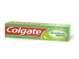 ЗУБНАЯ ПАСТА COLGATE «Лечебные Травы» 150мл - Интернет магазин Мир Товаров в Николаеве