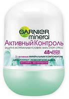 "Garnier ""Mineral Активный Контроль"" Дезодорант - ролик 50 мл"