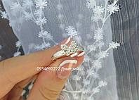 Срібне кільце Метелик, фото 1