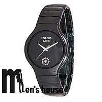 Бюджетные часы Rado Jubile Crystals Black/Black-Silver