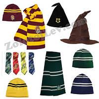 Шарфы, шапки и галстуки факуль...