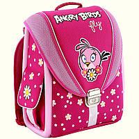 Ранец-трансформер школьный Angry Birds для девочки 1-3 класс AB03849