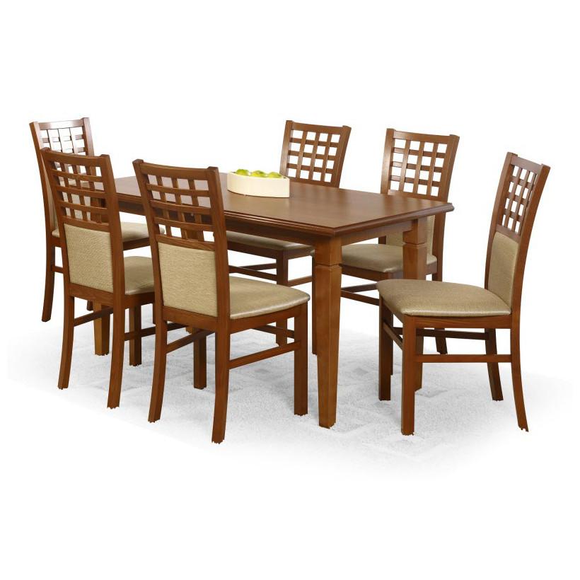 Стол для гостинной деревяный, раскладной Halmar Marcel