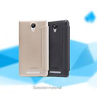 Чехол-книжка NILLKIN для телефона Xiaomi Redmi Note 2 черный
