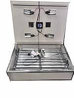 Инкубатор бытовой Наседка на 140 яиц с автоматическим переворотом с цифровым терморегулятором и вентилятором