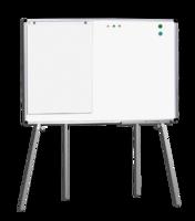 Мобильная доска 1000х1500 ABC Поверхность -для маркера/для мела