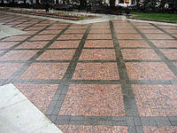 Гранитная брусчатка фото Днепропетровск, фото 1