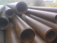 Трубы толстостенные Ф48х8 - Ф670х140 ст20; 45; 40Х и др.
