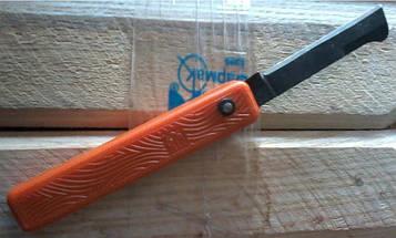 Нож садовый прививочный