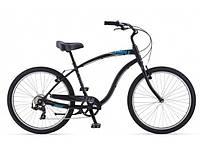 Городской велосипед круизер Giant Simple Seven черный (GT 14)