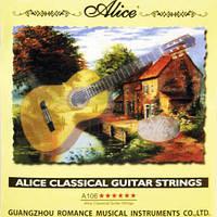 Струны для классической гитары Alice A106 нейлон/серебро (0,285-044)