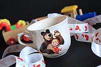 """Чашка """"Одесса"""" Маша и медведь"""