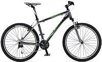 Горный велосипед Giant Revel 2 темно-серый/зеленый XL/21 (GT)